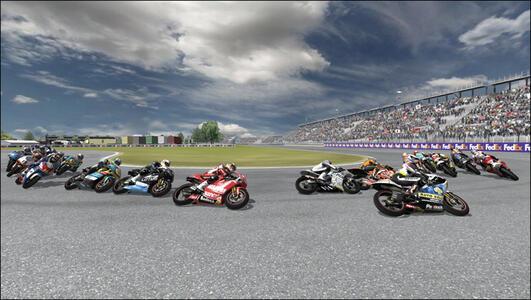 MotoGP 08 - 9