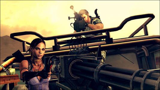 Resident Evil 5 Steel Box - 4