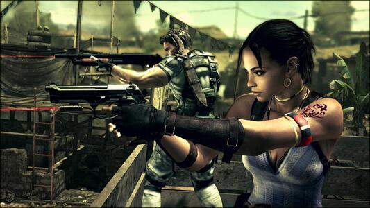 Resident Evil 5 Steel Box - 5