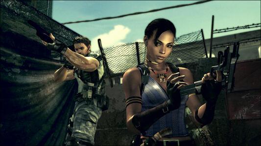 Resident Evil 5 Steel Box - 6