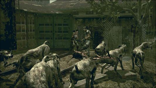 Resident Evil 5 Steel Box - 8