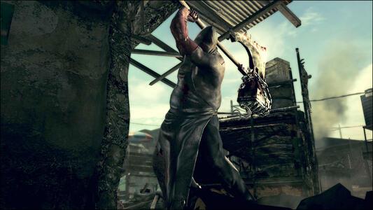 Resident Evil 5 Steel Box - 10