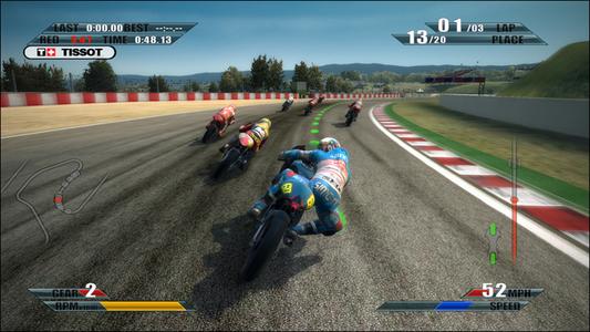 Videogioco Moto GP 2009-2010 Xbox 360 1