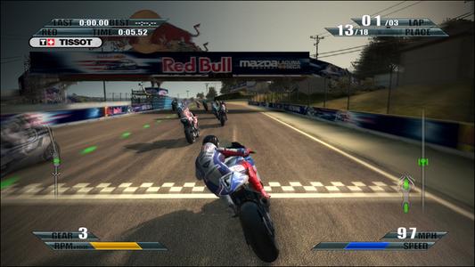 Videogioco Moto GP 2009-2010 Xbox 360 3