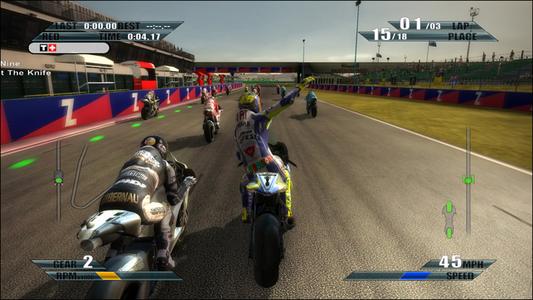 Videogioco Moto GP 2009-2010 Xbox 360 6