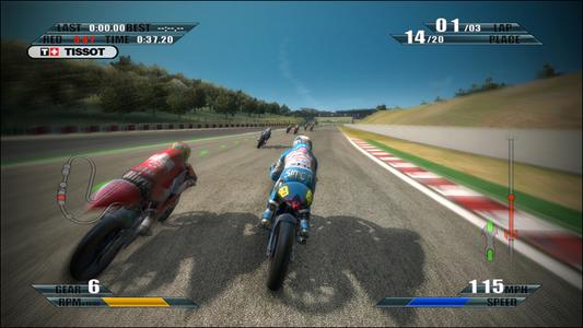 Videogioco Moto GP 2009-2010 Xbox 360 7