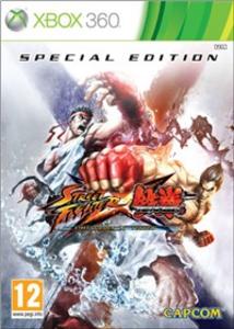 Videogioco Street Fighter X Tekken Special Edition Xbox 360