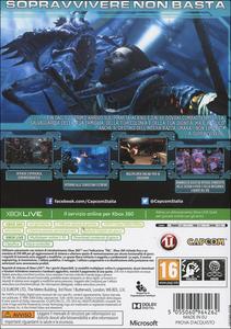 Videogioco Lost Planet 3 Xbox 360 10
