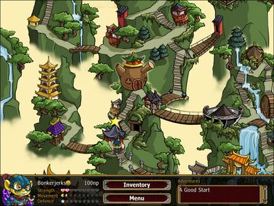 Videogioco Neopets Puzzle Adventure Personal Computer 3