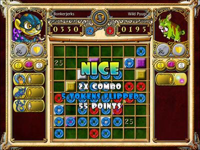 Neopets Puzzle Adventure - 5