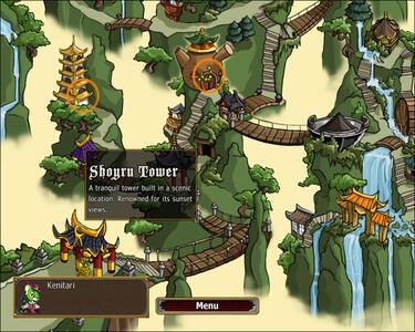 Neopets Puzzle Adventure - 7