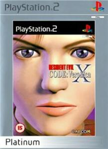 Resident Evil Code. Veronica X