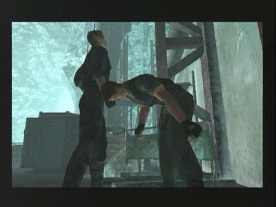 Resident Evil Code. Veronica X - 11