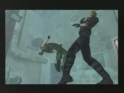 Resident Evil Code. Veronica X - 4
