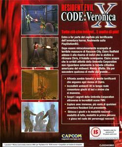 Resident Evil Code. Veronica X - 12