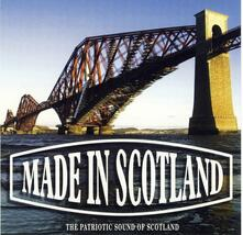 Made in Scotland - CD Audio