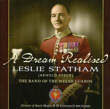 A Dream Realised - CD Audio di Band of the Welsh Guards