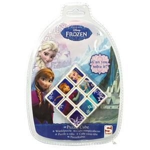 Cubo Puzzle 3X3 Frozen - 3