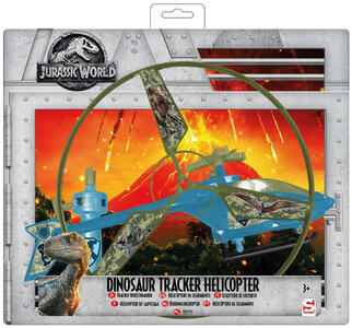 Jurassic World. Rescue Helicopter