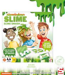 Nickelodeon. Slime Smash