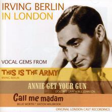 Irving Berlin in.. (Colonna Sonora) (Original London Cast) - CD Audio