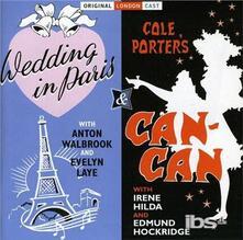 Wedding in Paris- Can-Can (Colonna Sonora) (Original London Cast) - CD Audio