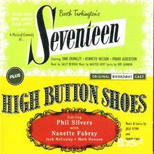 Seventeen-High Button (Colonna Sonora) (Original Broadway Cast) - CD Audio