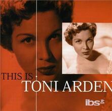 This Is Toni Arden - CD Audio di Toni Arden