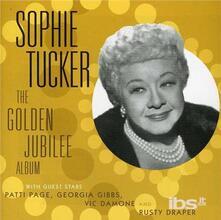 Golden Jubilee Album - CD Audio di Sophie Tucker