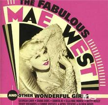 Fabulous Mae West & - CD Audio di Mae West
