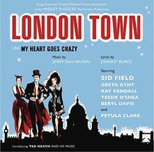 London Town (Colonna Sonora) - CD Audio