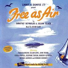 Free as Air (Colonna Sonora) - CD Audio