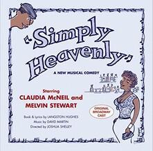 Simply Heavenly (Original Broadway Cast) - CD Audio