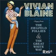 Sings Songs from The - CD Audio di Vivian Blaine