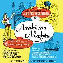 Arabian Night (Colonna Sonora) - CD Audio
