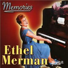 Memories - CD Audio di Ethel Merman