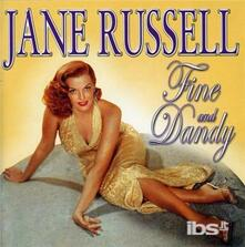 Fine and Dandy - CD Audio di Jane Russell