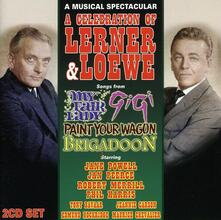 Celebration of Lerner & Loewe - CD Audio
