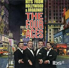 Hits from Hollywood (Colonna Sonora) - CD Audio di Four Aces