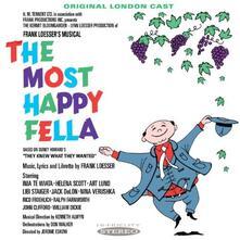 Most Happy Fella (Colonna Sonora) - CD Audio