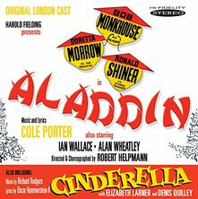 Aladdin-Cinderella (Colonna Sonora) - CD Audio