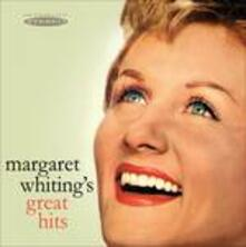 Margaret Whiting's - CD Audio di Margaret Whiting