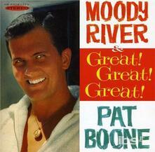 Moody RiveR-Great! - CD Audio di Pat Boone