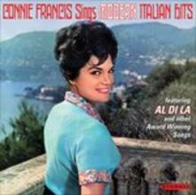 Sings Modern Italian Hits - CD Audio di Connie Francis