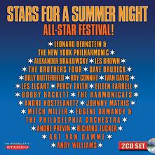 Stars for a Summer Night - CD Audio