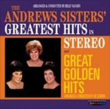 Greatest Hits in Stereo - CD Audio di Andrews Sisters