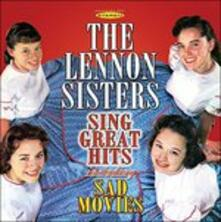 Lennon Sisters Sing - CD Audio di Lennon Sisters