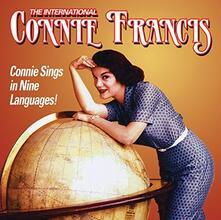 International Connie - CD Audio di Connie Francis