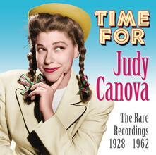 Time for Judy Canova - CD Audio di Judy Canova
