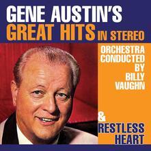 Great Hits In Stereo - CD Audio di Gene Austin